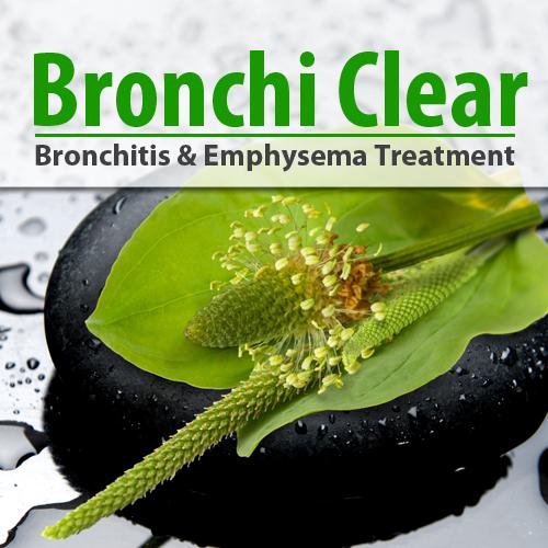 Bronchi Clear - Bronchitis & Emphysema treatment