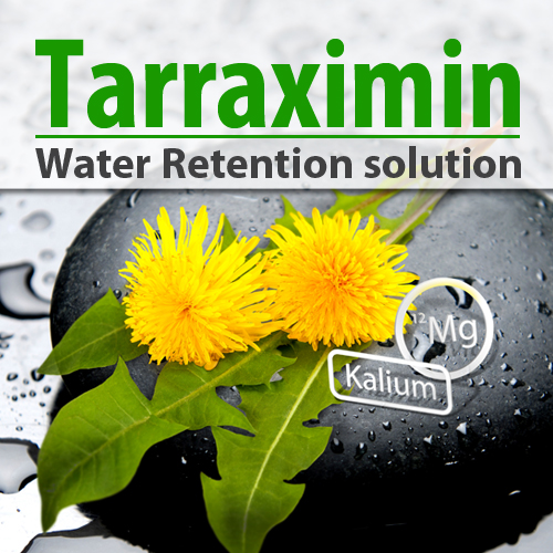 Tarraximin - Water Retention solution