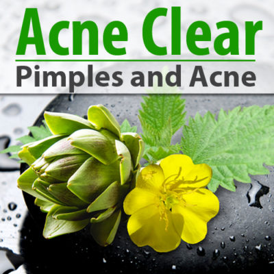 Acne Clear - clears Pimples & Acne