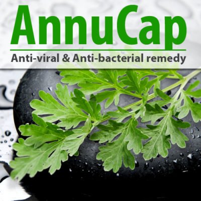 AnnuCap - Anti-viral & Anti-bacterial remedy