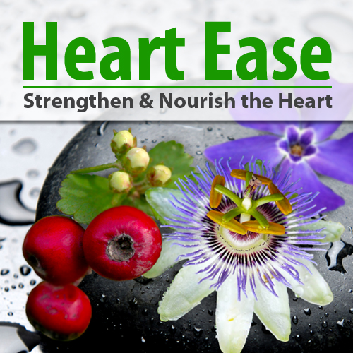 Heart Ease - Heart Strengtheners & Heartbeat Regulator