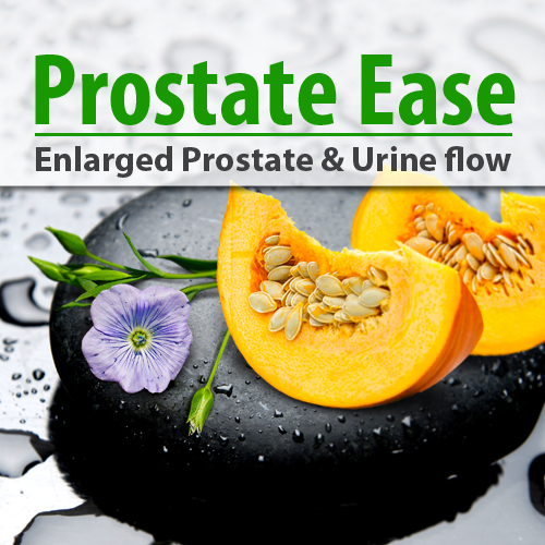 Prostate Ease - Enlarged Prostate & poor Urine flow