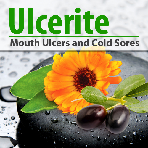 Ulcerite - Mouth Ulcers & Cold Sores